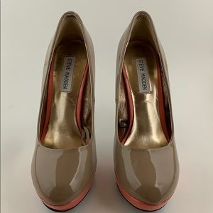 Steve madden pumps heels size 6. 5M
